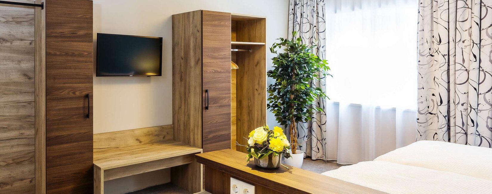 Geräumig ausgestattete Appartements